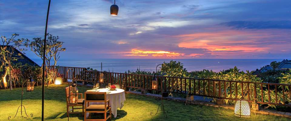 Private Dining And Exclusive Events At La Terrazza In Bali