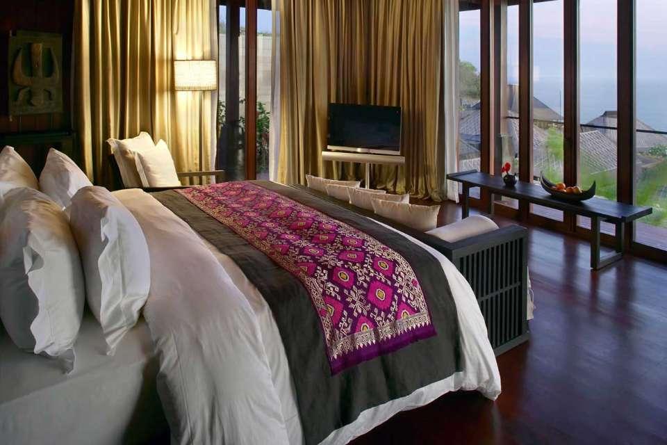 Luxury Villas In Bali Ocean View Villa Bvlgari Resort Bali