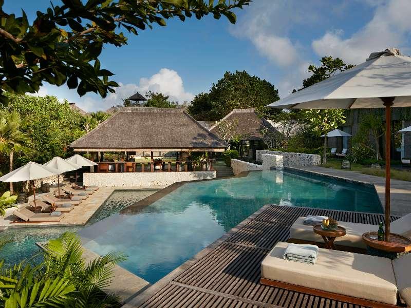 Luxury Resort In Bali Bulgari Resort Bali