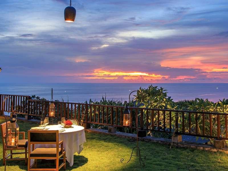 Luxury Villas In Bali Premier Ocean View Villa Bvlgari