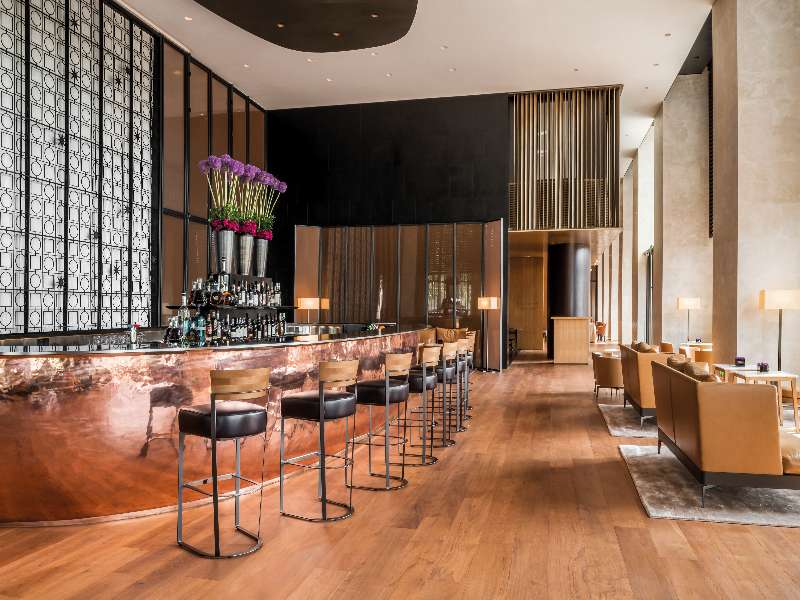 Il Bar at The Bvlgari Hotel Beijing