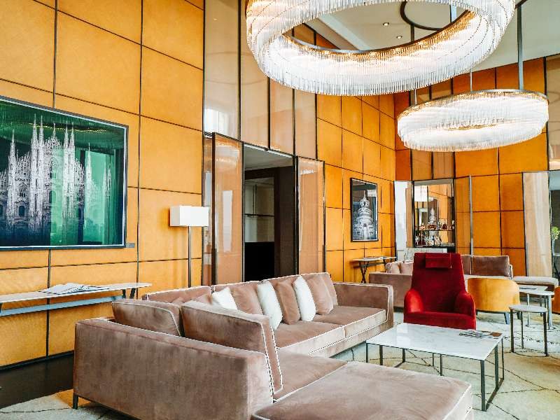 Bvlgari Suite at The Bvlgari Hotel Beijing