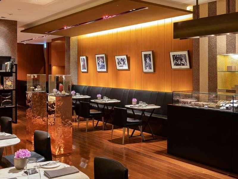 Il Café Osaka 宝格丽东京大阪餐馆
