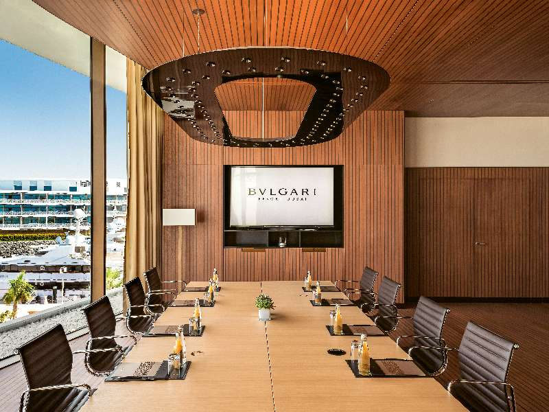 Bvlgari Resort Dubai - Boardroom Yacht Club