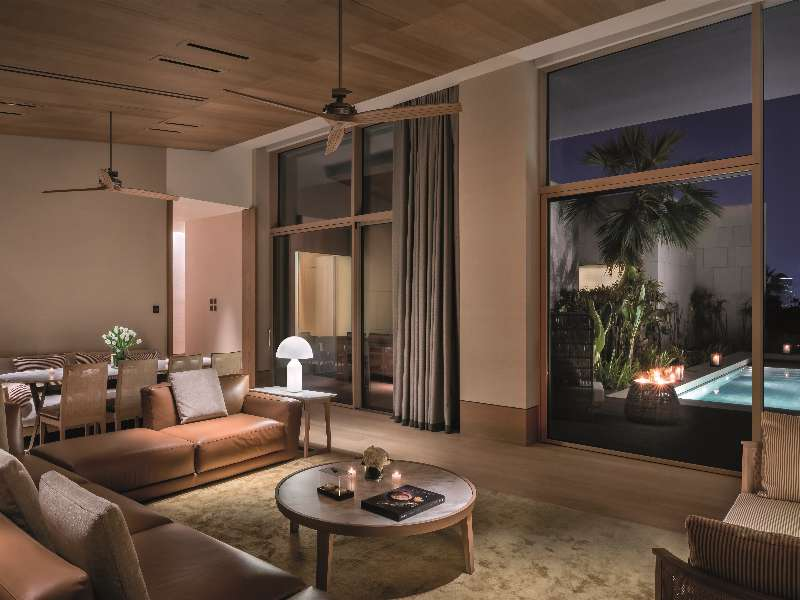 The Bvlgari Luxury Villa Jumeira Bay Dubai Bvlgari