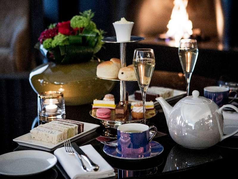 Bulgari Hotel London Afternoon Tea