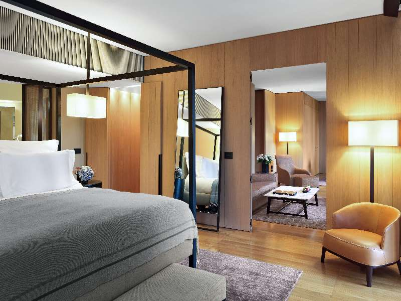 La Bvlgari Suite All Hotel Di Lusso A Milano Italia Bvlgari Hotel Milano