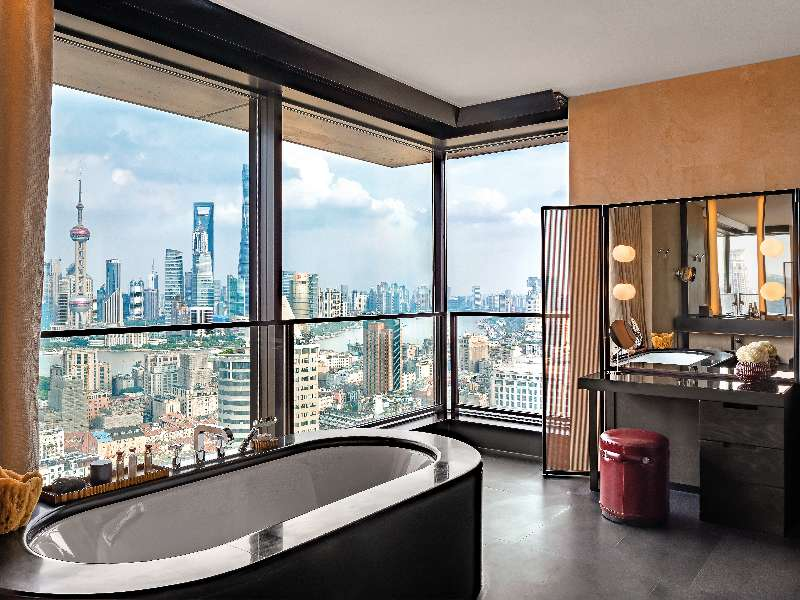 The Bvlgari suite Shanghai