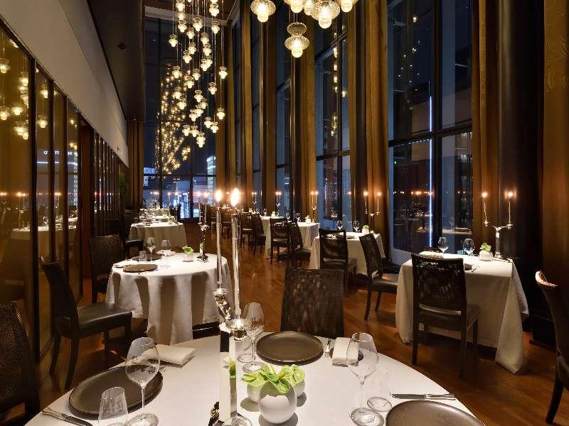 Luxury Tokyo Restaurant Chef Luca Fantin Bulgari Tokyo