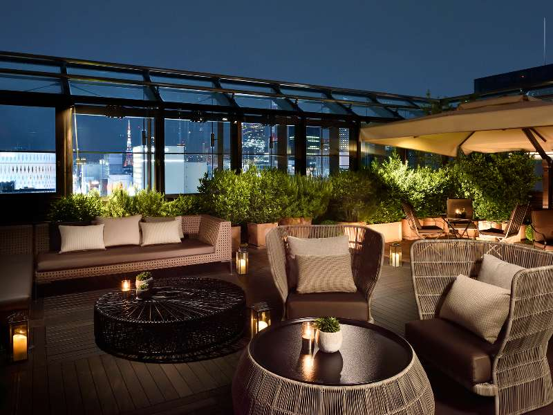 5 Star Ginza Tower Restaurant Italian Cuisine In Tokyo