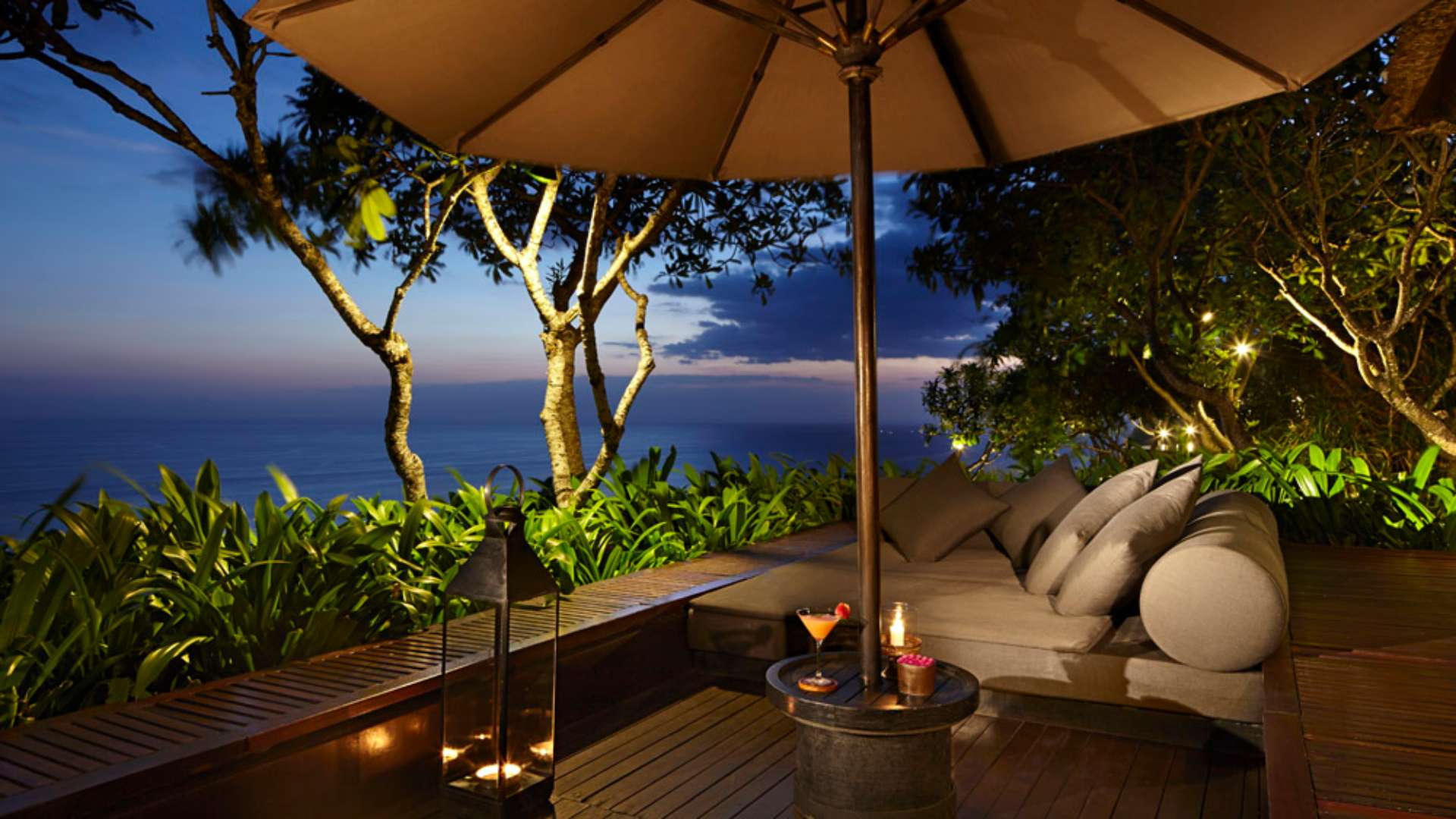 The Italian Aperitivo At Il Bar The Bvlgari Resort Bali