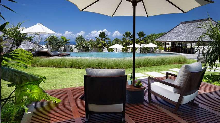Luxury Resort In Bali Bvlgari Resort Bali