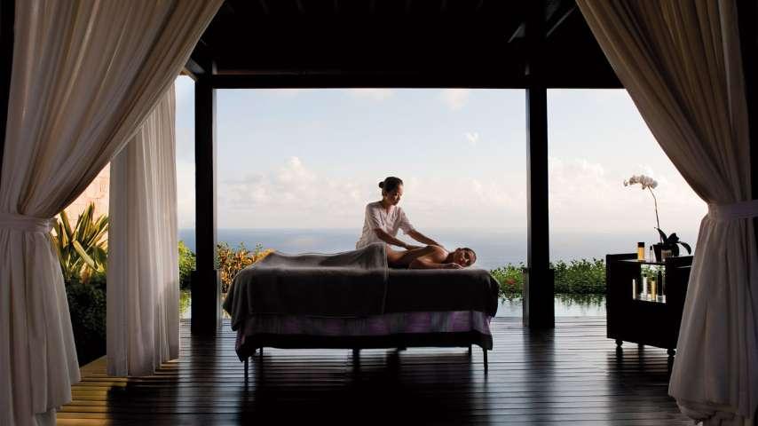 Luxury Spa Resort In Bali Bvlgari Resort Bali