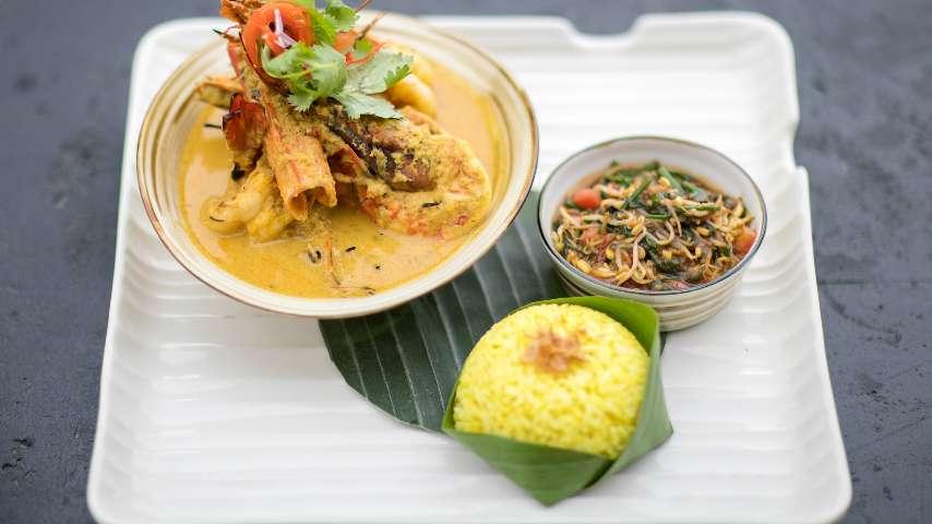 The Sangkar Restaurant in Bali | Bvlgari Resort Bali