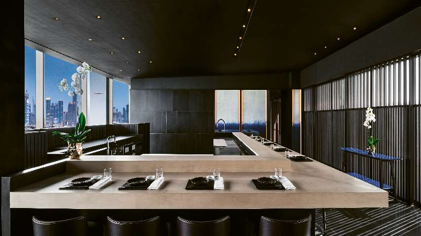 bvlgari-resort-dubai-hoseki-restaurant-counter-by-day