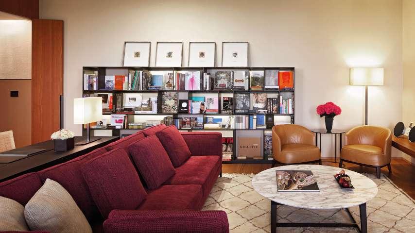 Interesting the bvlgari suite with interior designer famosi - Interior design famosi ...