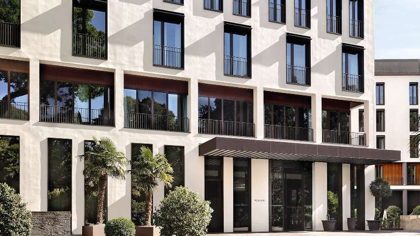 Exclusive Luxury Hotel In Downtown Milan Italy Bvlgari