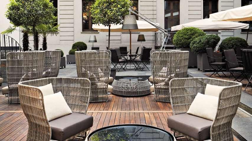 Milano ca bianca hotel corte del naviglio italia in albergo